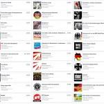 """Andre Hartmanns """"likes"""" für neonazistische, rassistische und andere menschenverachtende Inhalte"""