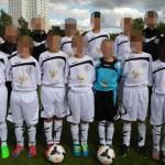 Normen Stengel als Trainer eines Jugend-Teams von Fortuna Babelsberg