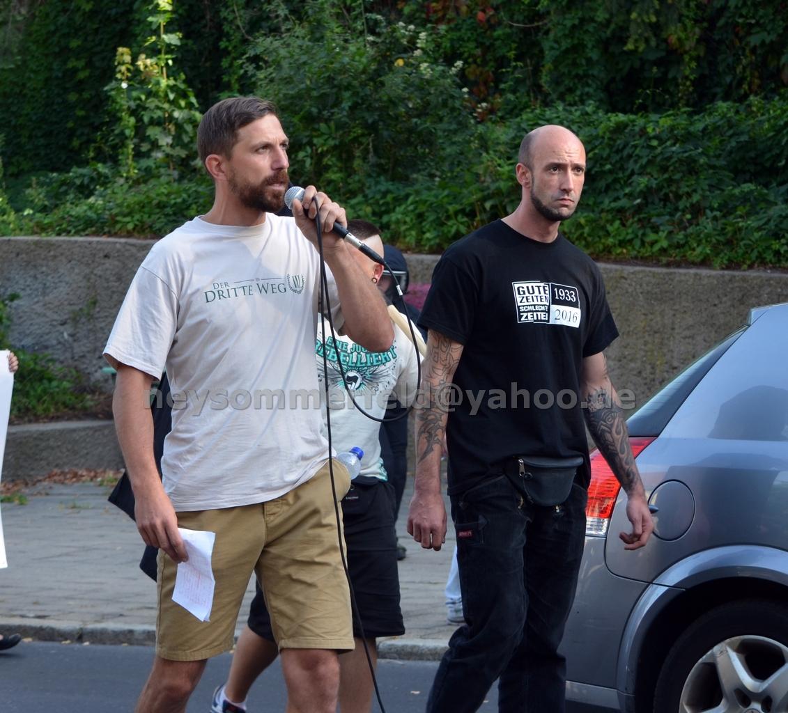 Neonazi Tony Schmidt   Antifaschistische Recherche_Potsdam//Umland