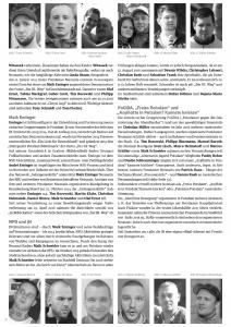 """Regionalbericht Potsdam"" in Fight Back 6 (Januar 2018; Seite 58)"